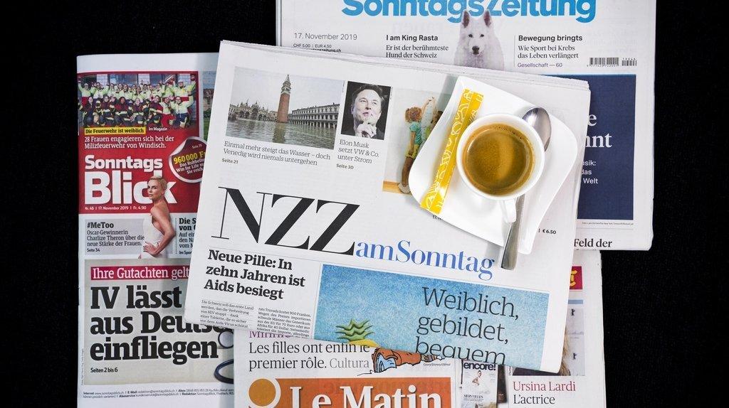 On fait pour vous le tour des principales nouvelles dévoilées par les journaux dominicaux (illustration).