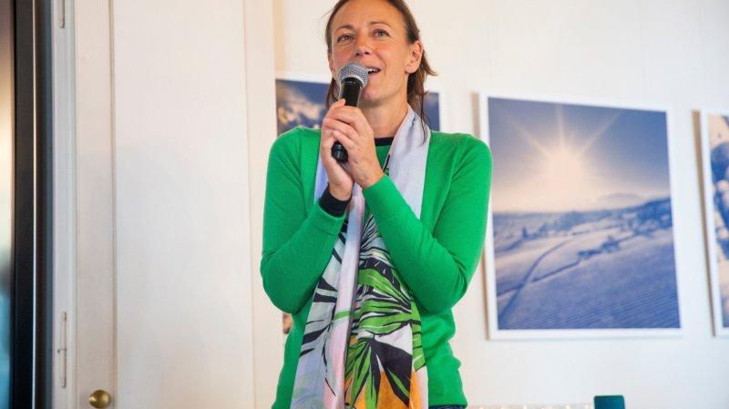 Sofia de Meyer entrera en fonction le 1er septembre prochain.