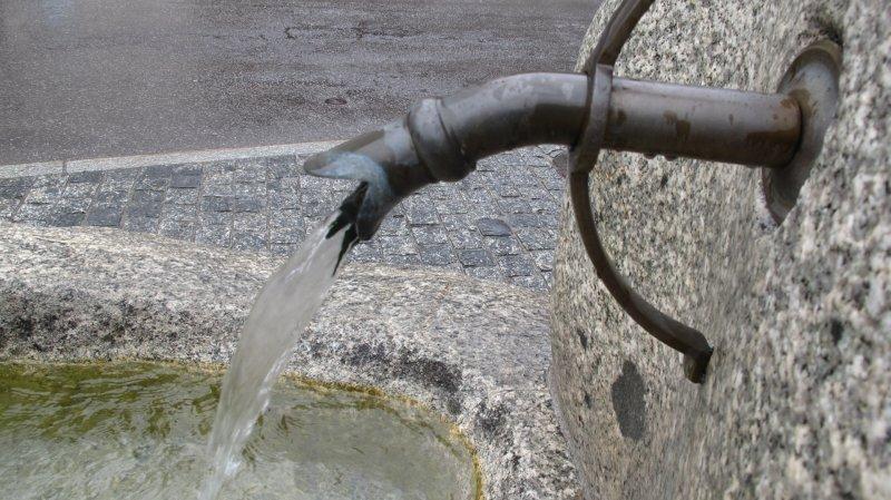 Val de Bagnes: à Verbier et environs, l'eau est de nouveau consommable