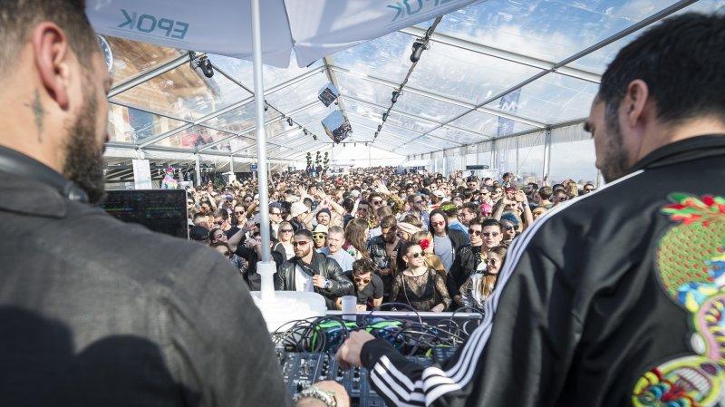 Le Caprices Festival célèbre l'électro sur le Haut-Plateau