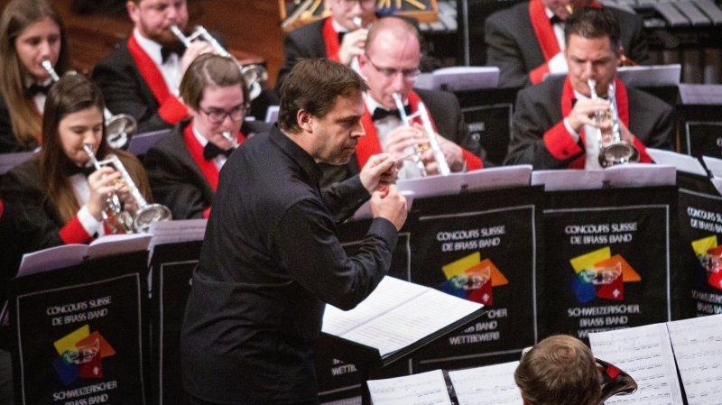 Le Swiss Open sonne la reprise pour les brass bands valaisans