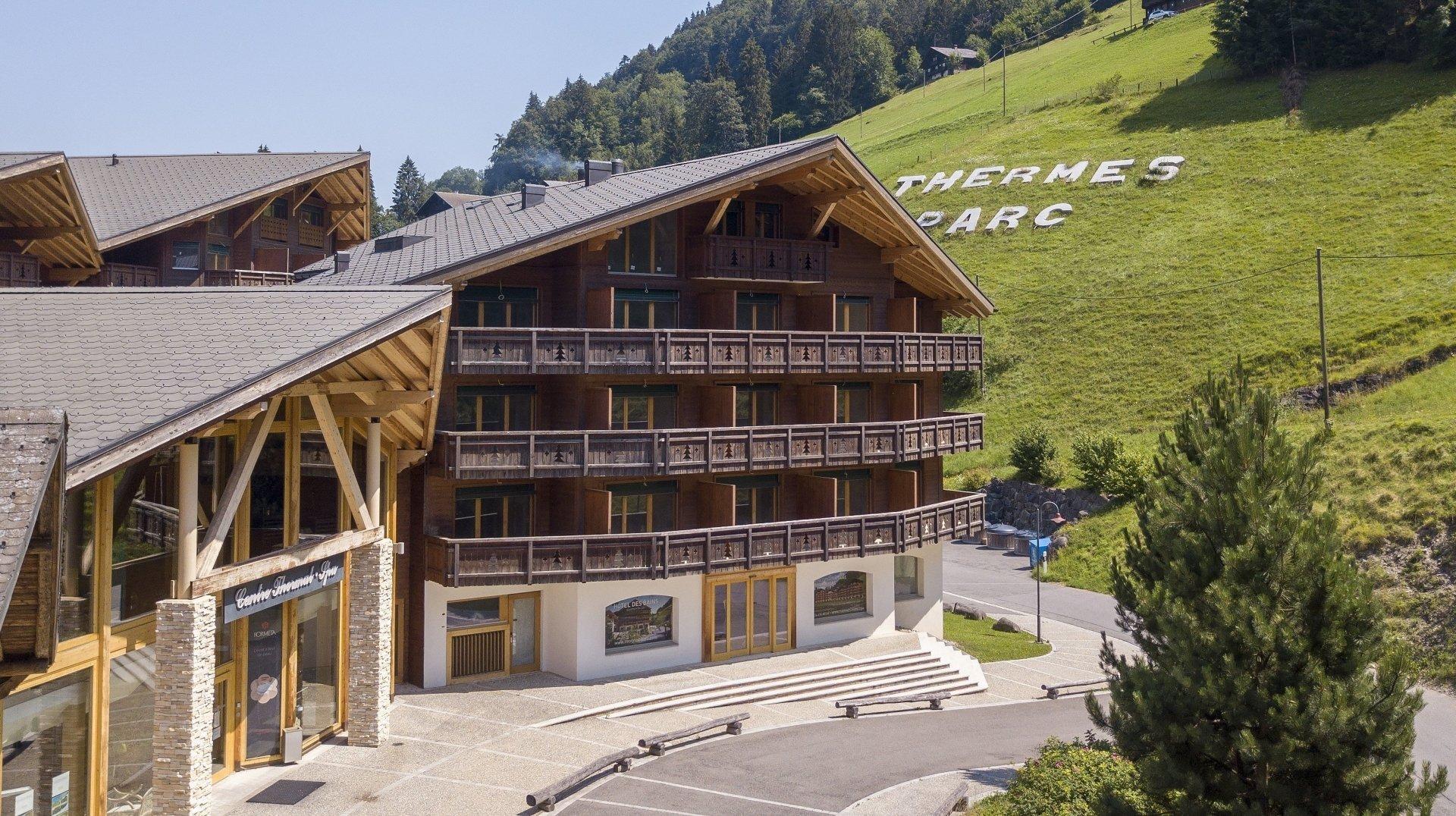 L'issue des Bains de Val-d'Illiez, fermés depuis deux ans, est toujours incertaine