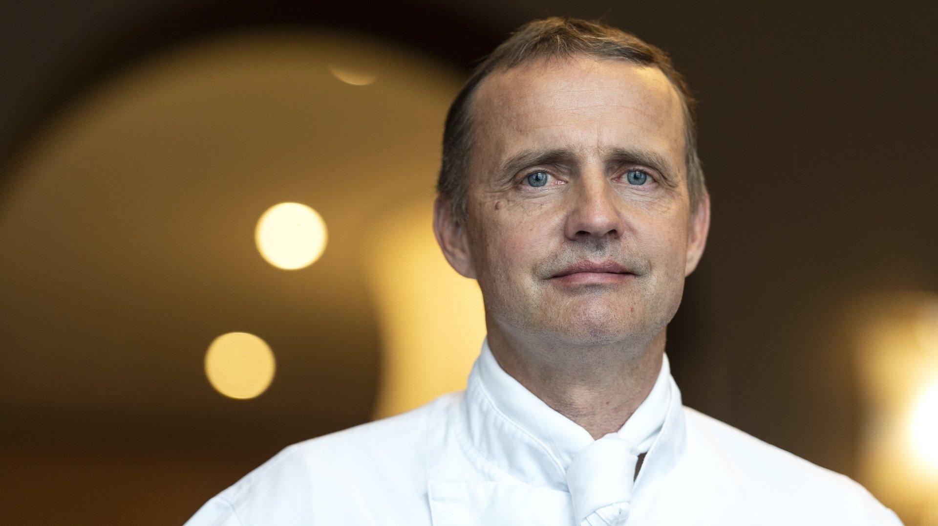 Didier de Courten met ses connaissances au service des remontées mécaniques de Grimentz-Zinal