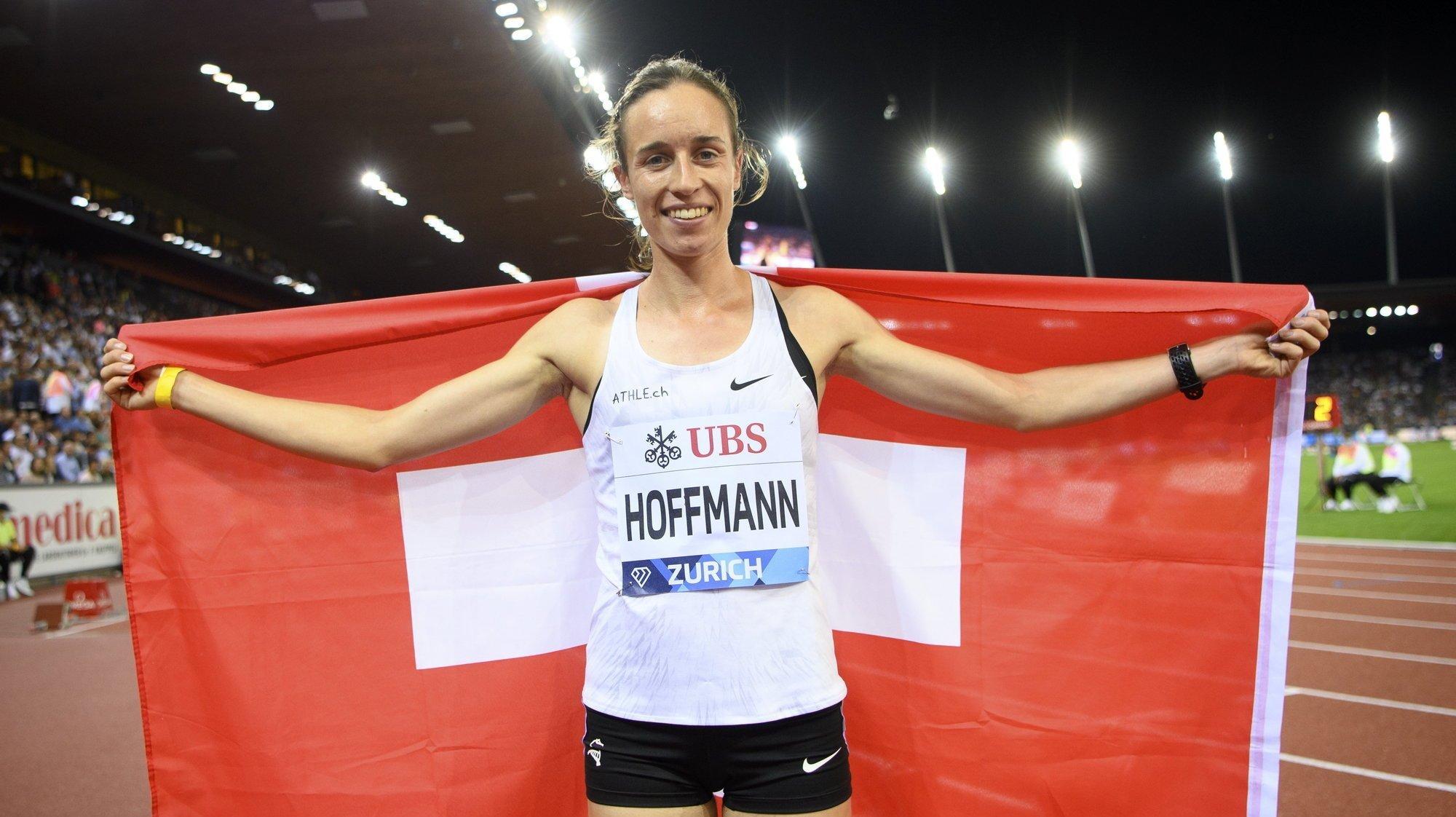 Athlétisme – Lore Hoffmann: «Je ne comprends pas»