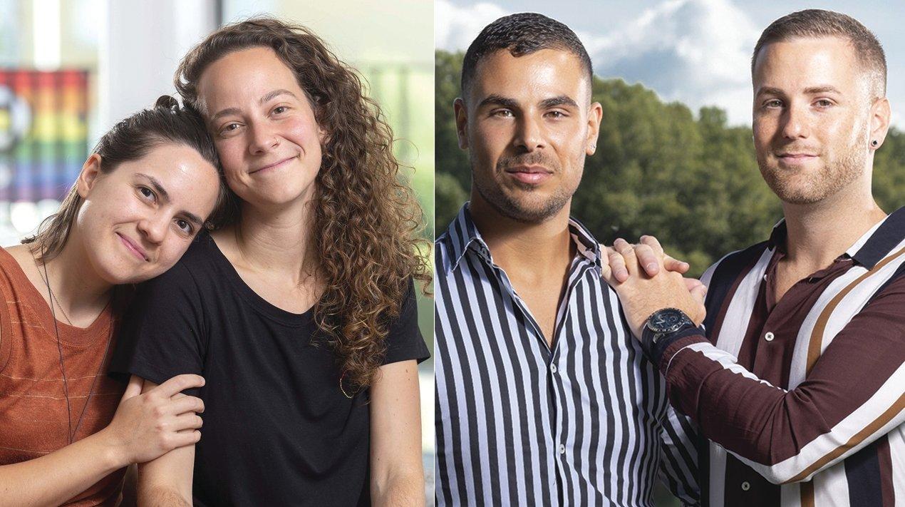 Ces couples homosexuels valaisans qui attendent impatiemment le mariage pour tous