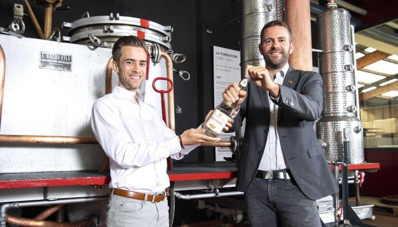 Martigny: la distillerie Morand part à la conquête du marché chinois