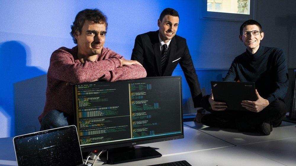 Valais: née à Energypolis, la start-up Urbio lève 2 millions de dollars