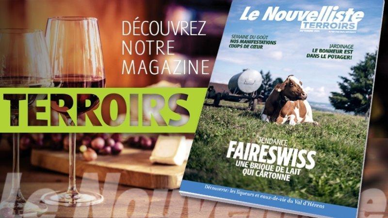 Le magazine Terroirs en gratuit, c'est ici!