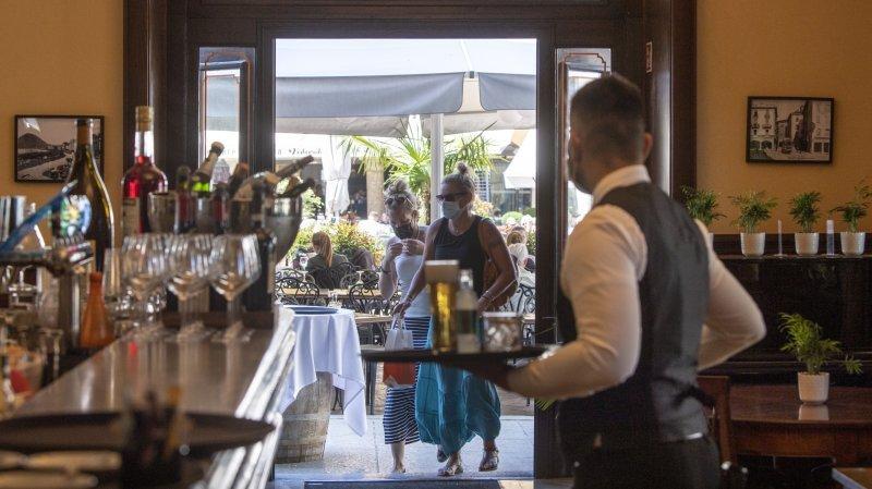 Pass sanitaire: plusieurs restaurateurs valaisans se montrent inquiets