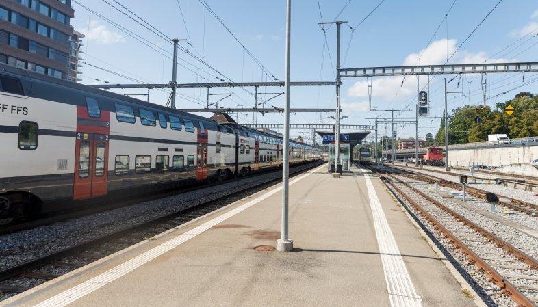 Morges: l'homme décédé sur les quais de la gare souffrait de troubles psychologiques