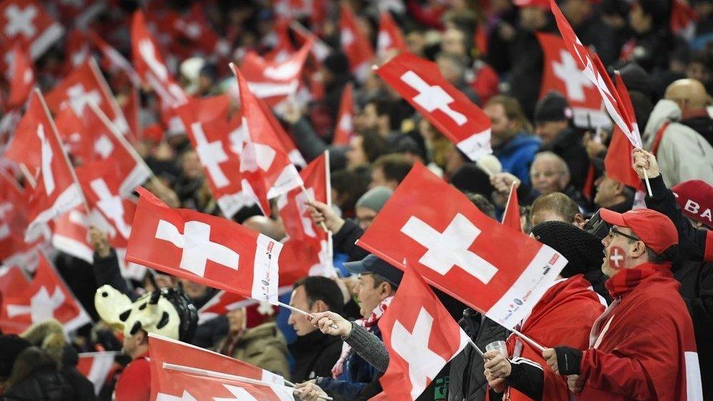 Football: certificat Covid vérifiable dans le train spécial avant Suisse-Italie