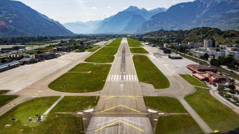 Coup de pouce financier pour Sion et les aérodromes régionaux