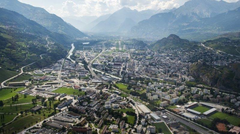 Sion intègre le projet Nexpo en tant que capitale suisse des Alpes.