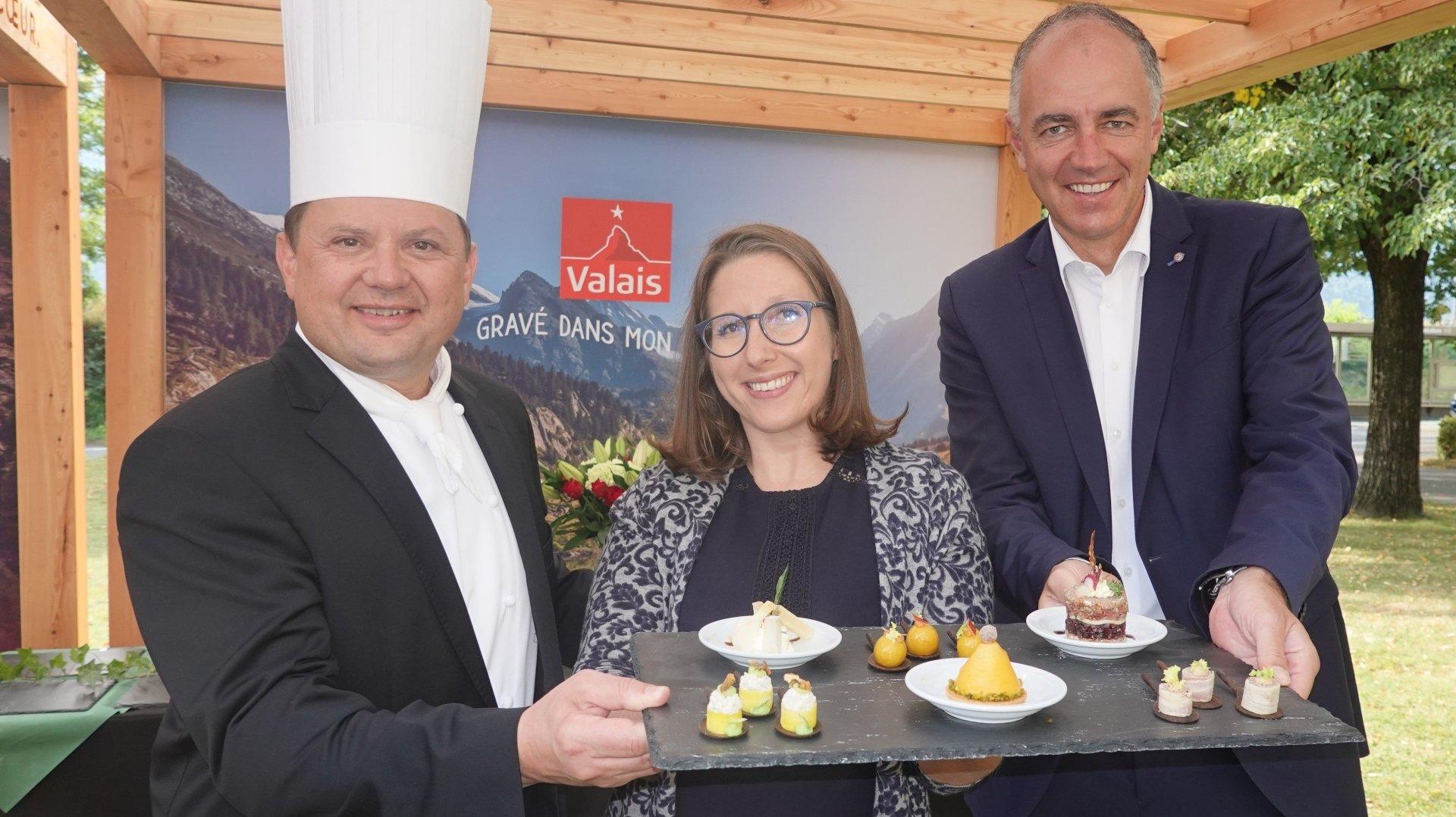 Le Valais lance plusieurs projets pour valoriser ses produits du terroir