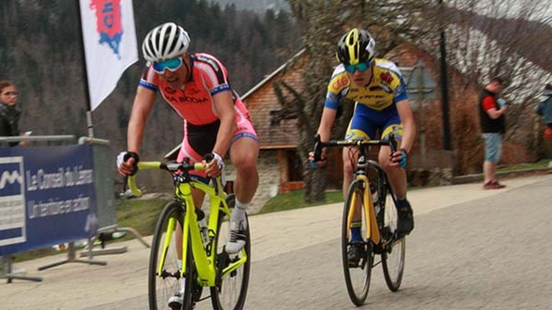 Le Tour du Léman juniors a souvent permis à de futurs professionnels de se mettre en évidence.