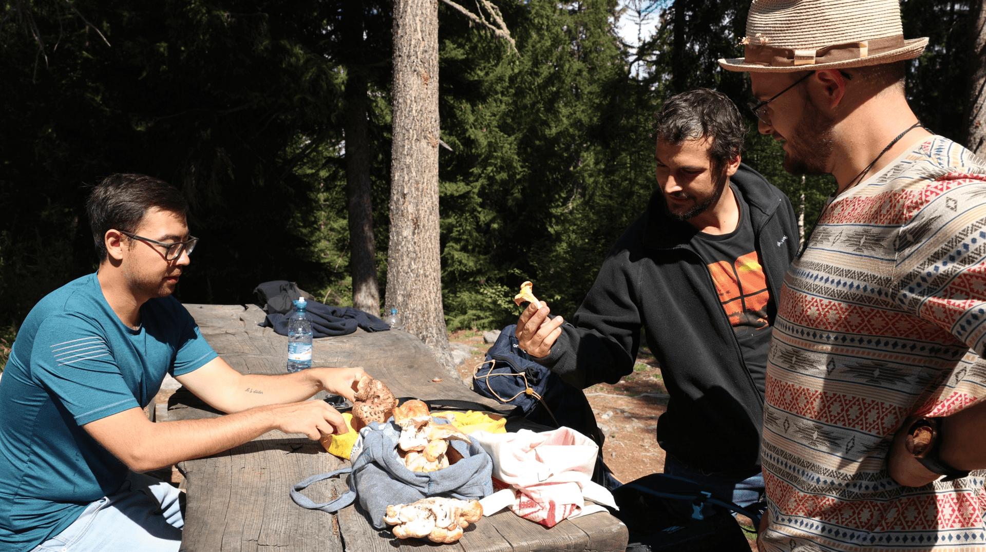 Passionnés de champignons, ces jeunes brisent le cliché d'un loisir réservé aux seniors