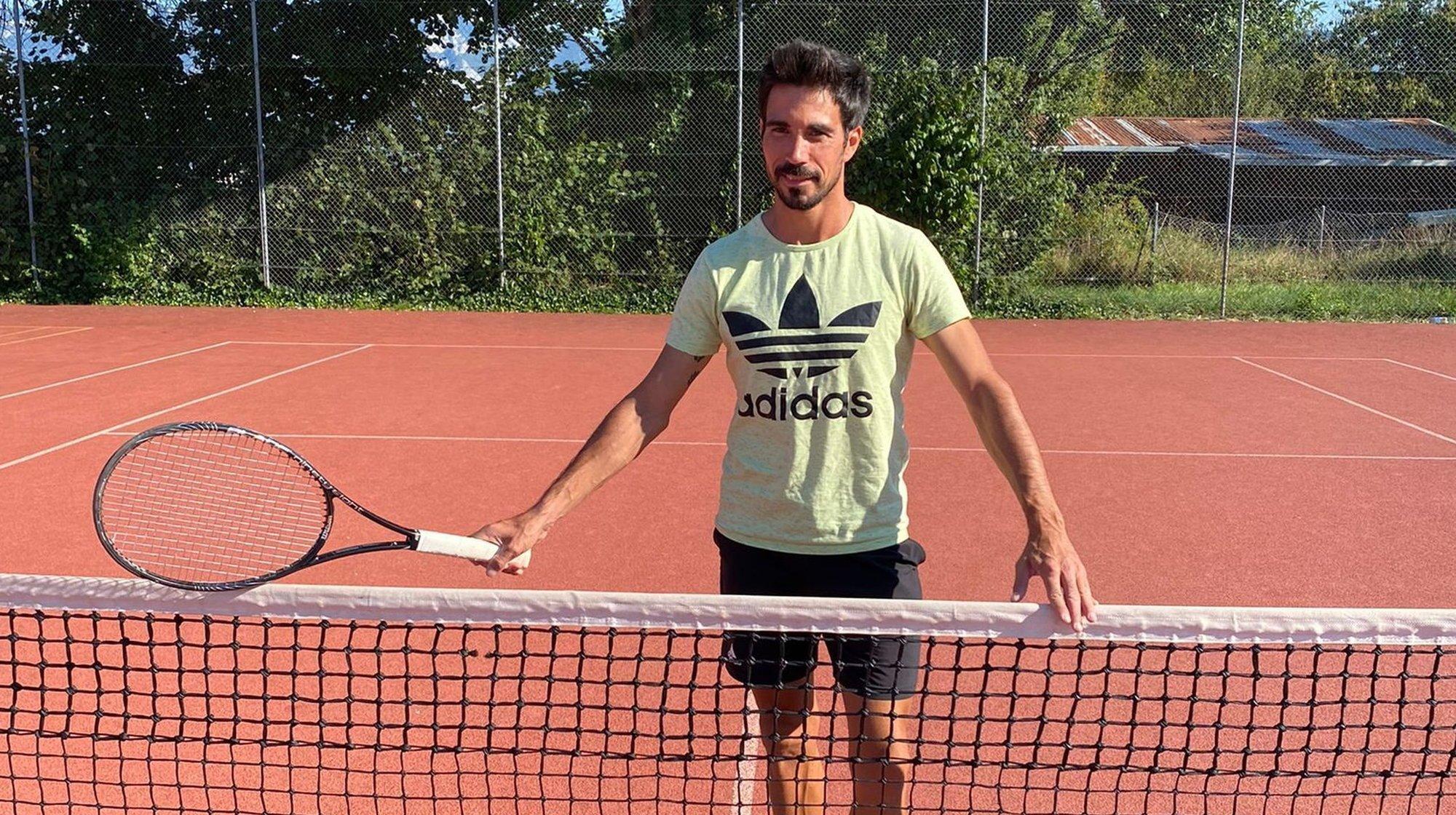 Tennis – Yann Marti: «Quand je regarde mon classement, j'ai envie de pleurer»