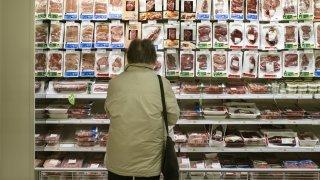 Greenpeace dépose une pétition contre les subventions à la publicité pour la viande
