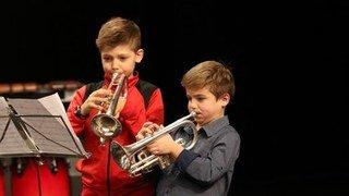 Audition école communale de musique