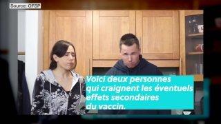 Vaccination: l'OFSP veut séduire les jeunes