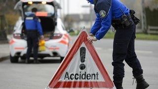 Accident de travail: décès d'un ouvrier sur un chantier à Lavey-Morcles (VD)