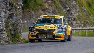 Rallye: les Valaisans Carron, Coppens et Michellod rois au pied du Mont-Blanc