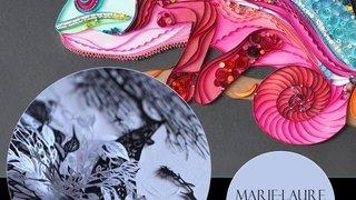 Art du papier : Laura Lumeau et Marie-Laure Beun