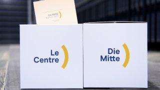 Le Centre ou Die Mitte: six sections cantonales doivent encore se prononcer