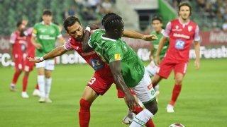 Super League: le FC Sion arrache justement un point à Saint-Gall
