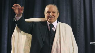 Algérie: l'ex-président déchu Abdelaziz Bouteflika est mort