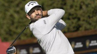 Omega European Masters de golf à Crans-Montana: Burmester seul en tête, de Sousa passe le cut