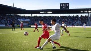 FC Sion: victime d'une blessure à la cheville, Musa Araz sera indisponible plusieurs mois