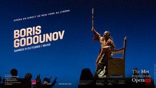 Opéra de Modeste Moussorgski  -  Boris Godounov