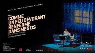 Opéra de Terence Blanchard   - Comme un feu dévorant refermé dans mes os