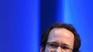 «La crise climatique, nous la vivons déjà», assure le président des Verts suisses Balthasar Glättli