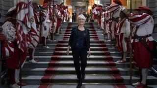 Vaud: Isabelle Moret brigue un siège au Conseil d'Etat