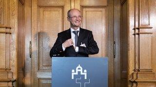 Ministère public: Stefan Blättler élu sans forcer procureur général de la Confédération