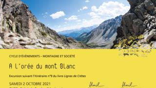 A l'orée du Mont Blanc