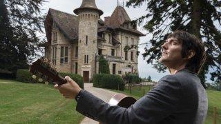 Marc Aymon, quand la création devient vie de château