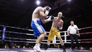 Boxe: Benoît Huber affrontera un autre adversaire à Londres