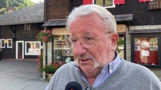 Morgins: Bernard Dubosson prend sa retraite
