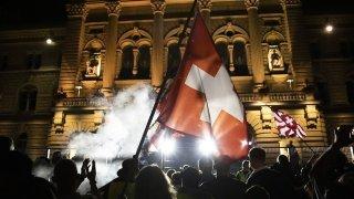 Coronavirus: la Ville de Berne ne tolérera plus les manifestations anti-mesures non autorisées