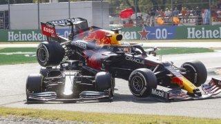Formule 1: doublé McLaren à Monza, Verstappen et Hamilton out