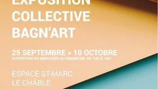 Exposition collective association bagn'art