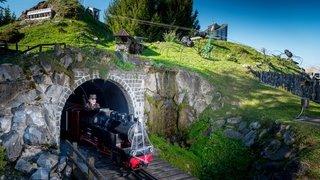 Halloween au Swiss Vapeur Parc
