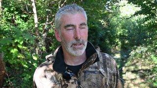 Gens d'ici: James Derivaz, chasseur jusqu'au bout des crampons