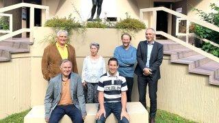 Martigny - Fondation Gianadda: les deux vainqueurs du concours du tableau truqué sont connus