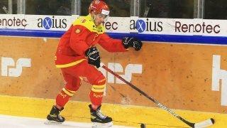 Hockey: Sierre sera privé de Thomas Heinimann, blessé