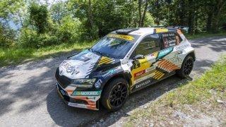 Rallye du Tessin: Sébastien Carron reçu trois sur trois