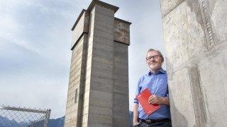 Marc-André Berclaz s'apprête à quitter la direction opérationnelle de l'EPFL Valais Wallis